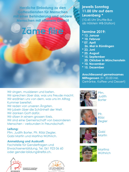 Zäme fiire - Flyer 2019<div class='url' style='display:none;'>/</div><div class='dom' style='display:none;'>erk-bs.ch/</div><div class='aid' style='display:none;'>668</div><div class='bid' style='display:none;'>12680</div><div class='usr' style='display:none;'>396</div>